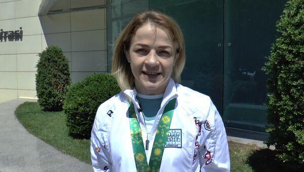 Азербайджанские медалисты Исламиады - о победах - Sputnik Азербайджан