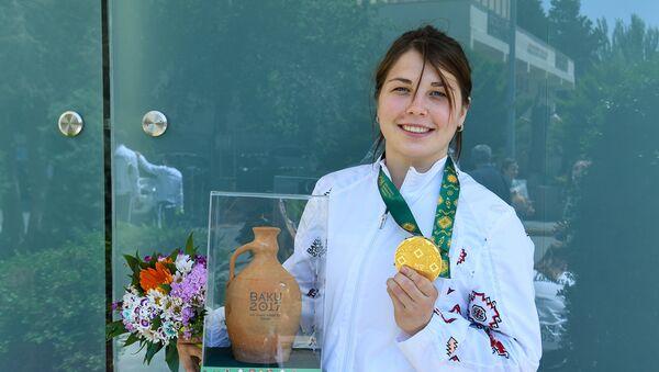 Татьяна Омельченко   - Sputnik Азербайджан