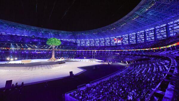 Церемония закрытия IV Игр исламской солидарности в Баку - Sputnik Азербайджан