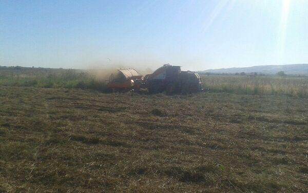 Операция по разминированию села Джоджуг Мерджанлы - Sputnik Азербайджан