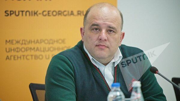 Грузинский эксперт Вахтанг Маисая - Sputnik Азербайджан
