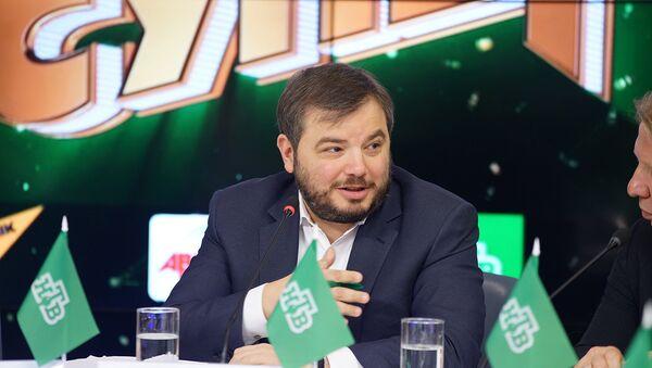 Главный телепродюсер НТВ Тимур Вайнштейн - Sputnik Азербайджан