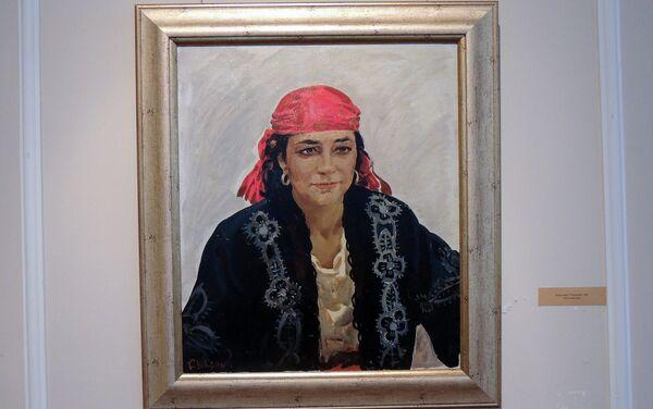 Болгарская женщина Родочанка - Sputnik Азербайджан