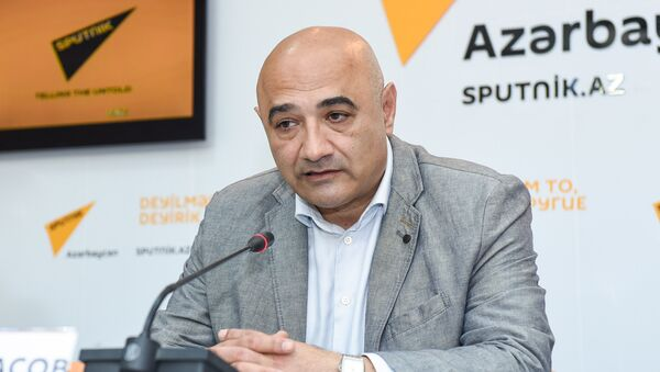 Тофик Аббасов - Sputnik Азербайджан
