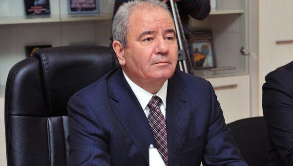 Əli Abbasov - Sputnik Азербайджан