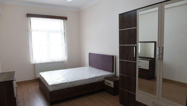 Интерьер квартиры, фото из архива - Sputnik Азербайджан