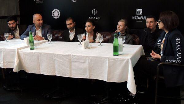Организаторы Mercedes-Benz Fashion Week - Sputnik Азербайджан