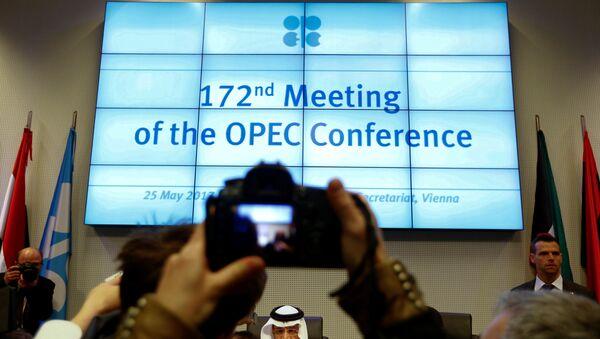 OPEC Nazirlər Şurasının 172-ci iclası - Sputnik Azərbaycan