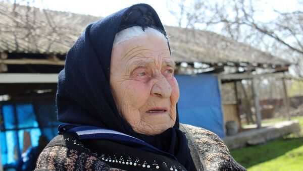 Разия Набиева - Sputnik Азербайджан