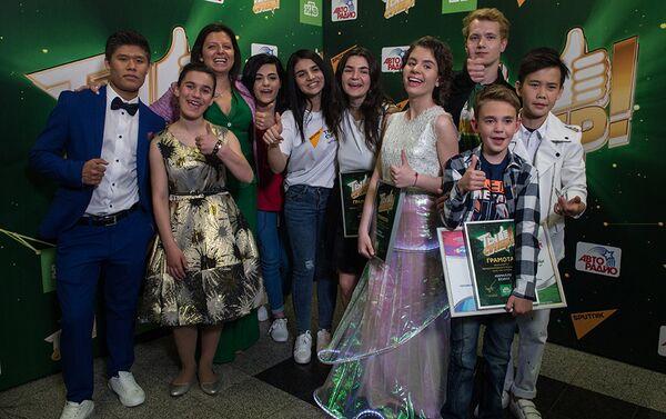 Участники международного конкурса Ты супер! - Sputnik Азербайджан
