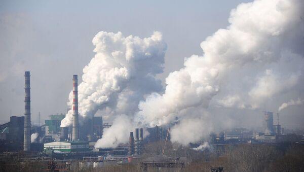 Загрязнение окружающей среды, фото из архива - Sputnik Азербайджан