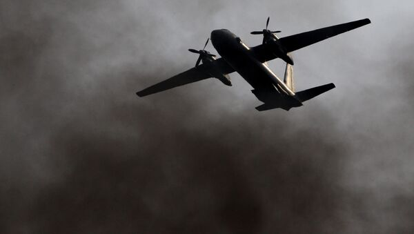Самолет Ан-26, фото из архива - Sputnik Азербайджан