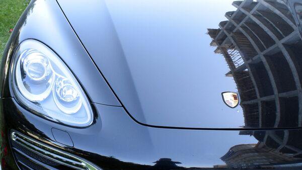 Автомобиль Porsche Cayenne, фото из архива - Sputnik Azərbaycan