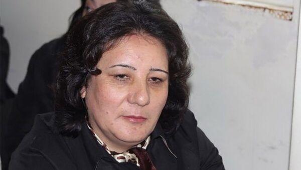 Гёзал Байрамлы - Sputnik Азербайджан