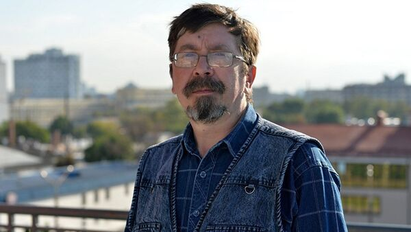 Астролог Вячеслав Бонча - Sputnik Азербайджан