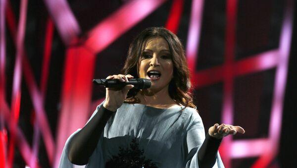 Российская певица София Ротару, фото из архива - Sputnik Азербайджан