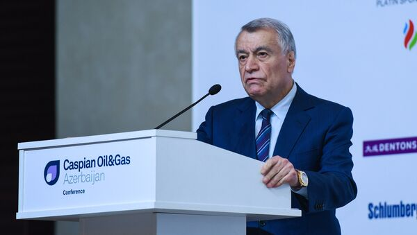 Министр энергетики Азербайджана Натиг Алиев - Sputnik Азербайджан