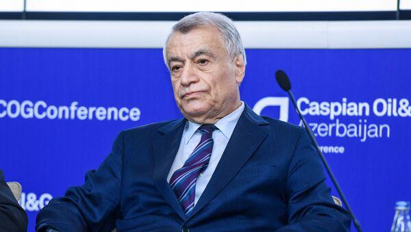 Министр энергетики Азербайджана Натиг Алиев, фото из архива - Sputnik Азербайджан