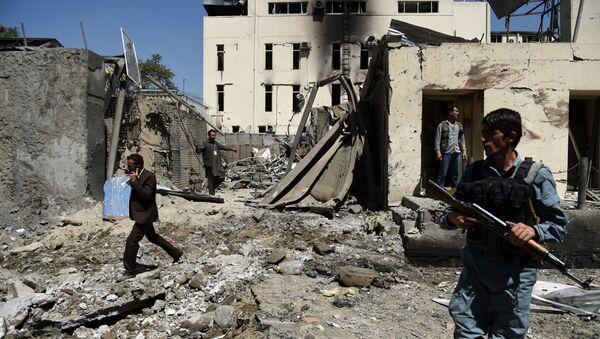 Взрыв в Кабуле - Sputnik Азербайджан