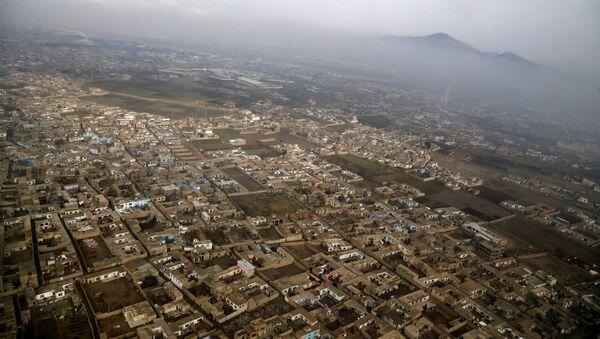 Вид на Кабул, фото из архива - Sputnik Азербайджан