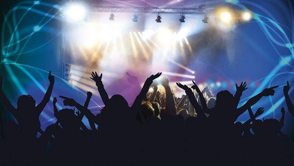 Зрители на концерте, фото из архива - Sputnik Азербайджан