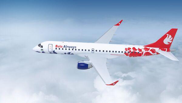Утверждены ливрея и логотип авиакомпании BUTA AIRWAYS - Sputnik Азербайджан