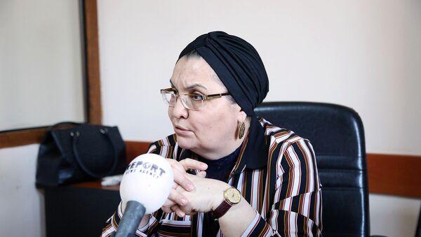 Заместитель председателя Управления мусульман Кавказа (УМК) Гамар Джавадлы - Sputnik Азербайджан