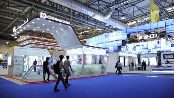 24-я Международная Выставка Нефть и Газ Каспия - Sputnik Азербайджан
