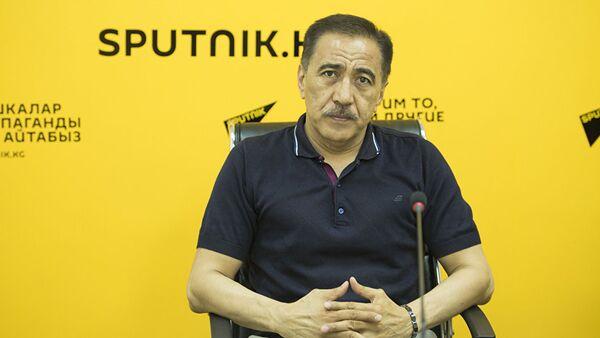 Эксперт Артур Медетбеков - Sputnik Азербайджан