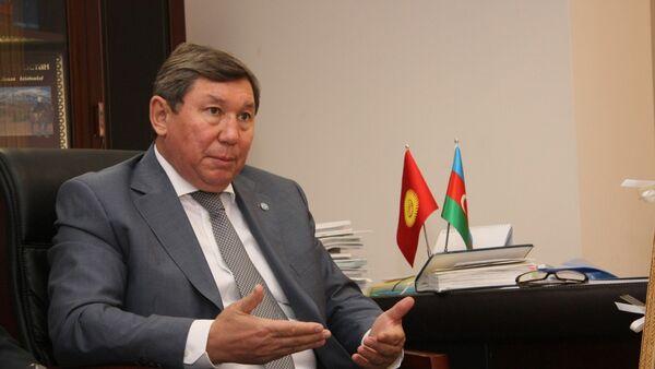 Айджигит Буранов - Sputnik Азербайджан
