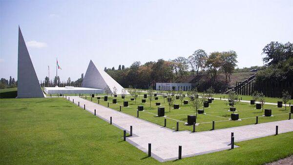 Quba Soyqırımı Memorial Kompleksi - Sputnik Azərbaycan
