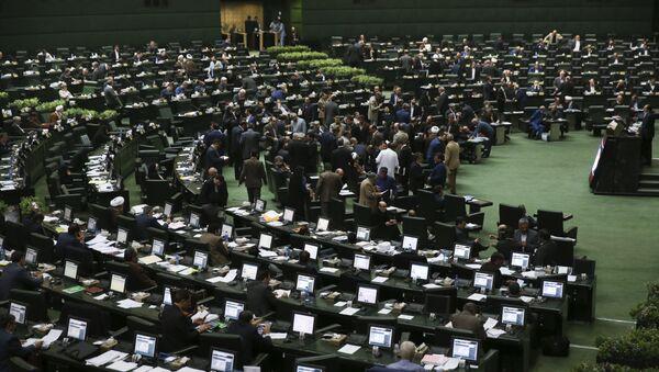 Сессия парламента Ирана, фото из архива - Sputnik Азербайджан