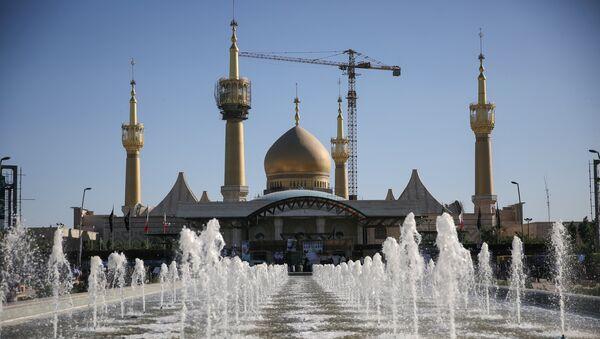 Мавзолей Хомейни в Тегеране, фото из архива - Sputnik Азербайджан