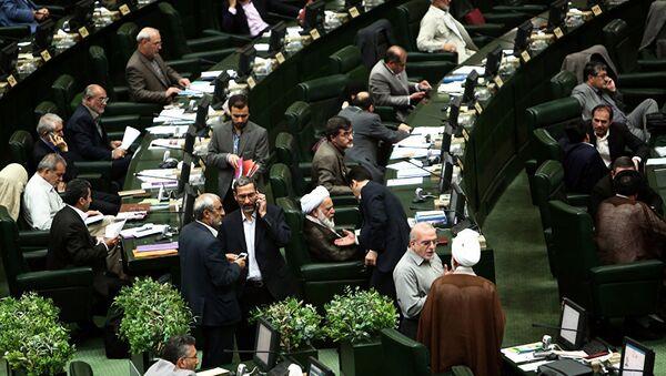 Парламент Ирана, архивное фото - Sputnik Азербайджан
