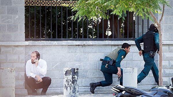İran polisi - Sputnik Azərbaycan