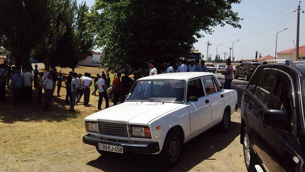 Ələt-Astara magistral yolunda ağır avtomobil qəzası - Sputnik Azərbaycan