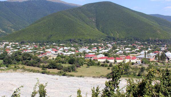 Qarabaldır kəndi - Sputnik Azərbaycan