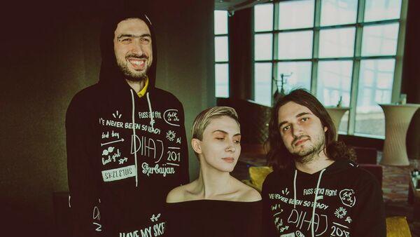 Группа Dihaj - Sputnik Азербайджан