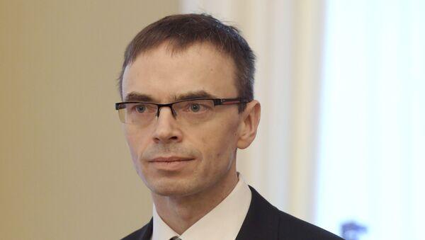 Министр иностранных дел Эстонии Свен Миксер - Sputnik Азербайджан