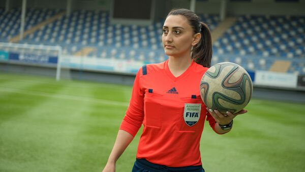 Мая Набиева - Sputnik Азербайджан