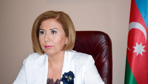 Бахар Мурадова: осуществляемые в последнее время в Азербайджане проекты вызвали международный ажиотаж - Sputnik Азербайджан