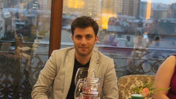 Финалист национального музыкального проекта Народная звезда Анар Набиев - Sputnik Азербайджан