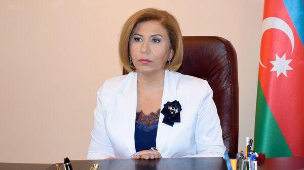 Интервью заместителя председателя Милли Меджлиса АР Бахар Мурадовой агентству Sputnik Азербайджан - Sputnik Азербайджан