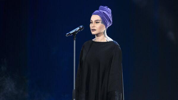 Певица Наргиз Закирова - Sputnik Азербайджан