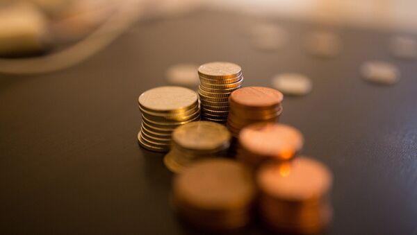 Монеты, фото из архива - Sputnik Азербайджан