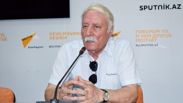 Президент Центра экологического прогнозирования Азербайджана Тельман Зейналов - Sputnik Азербайджан