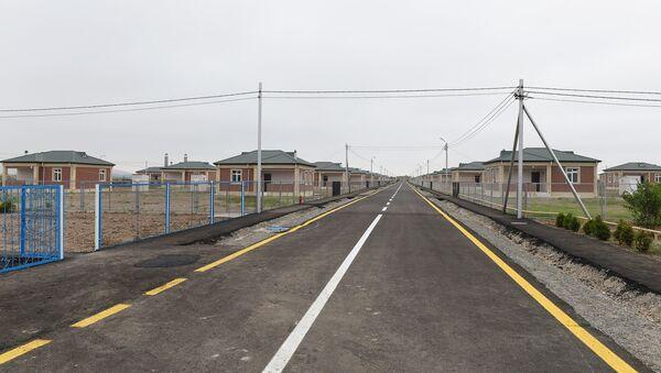 Восстановленное село Джоджуг Мерджанлы - Sputnik Азербайджан