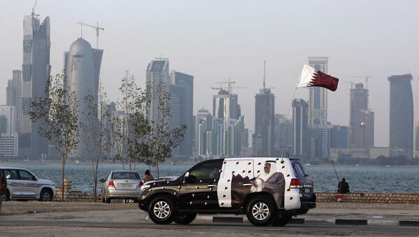 Катар, фото из архива - Sputnik Азербайджан