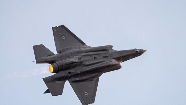 F-35 qırıcı təyyarəsi - Sputnik Azərbaycan