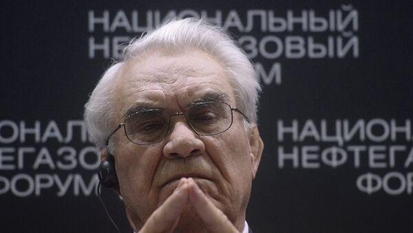 Президент Союза нефтегазопромышленников России Геннадий Шмаль, фото из архива - Sputnik Азербайджан